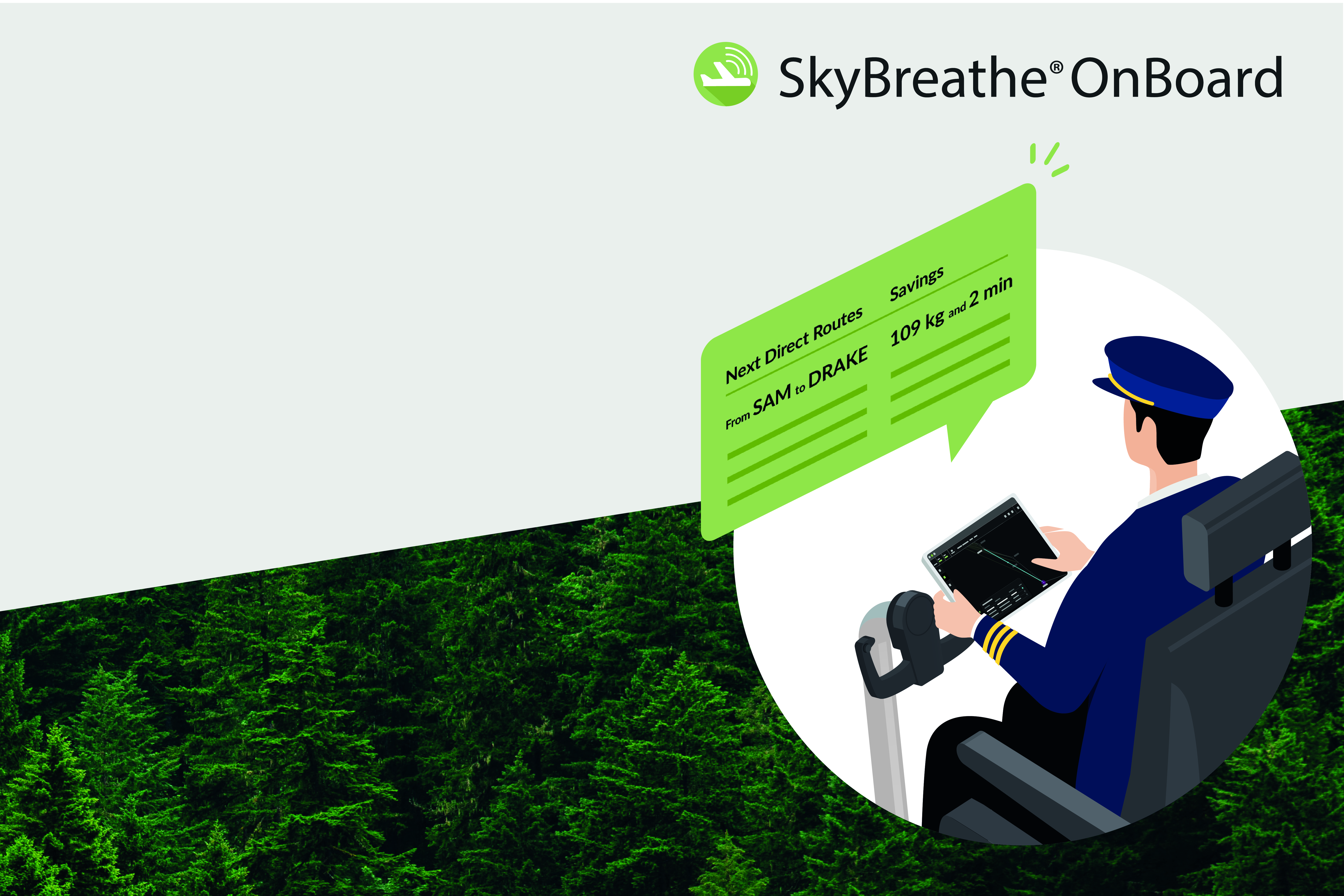 SkyBreathe OnBoard at Electronic Flight Bag Users Forum 2021