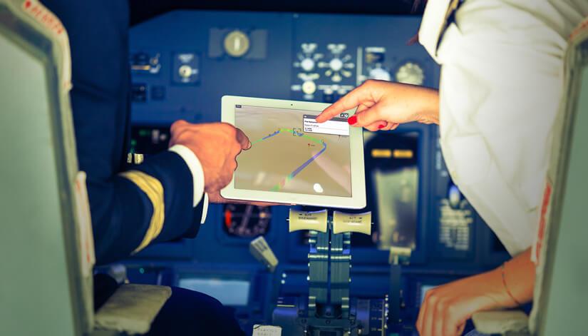Openairlines-digital-cockpit