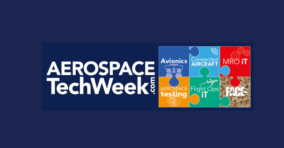 Aerospace tech week - 2021