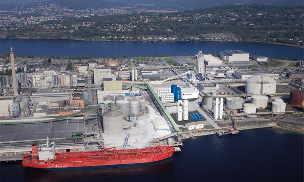 Norsk e-Fuel demo plant near Oslo