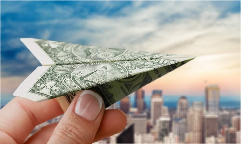 money-plane