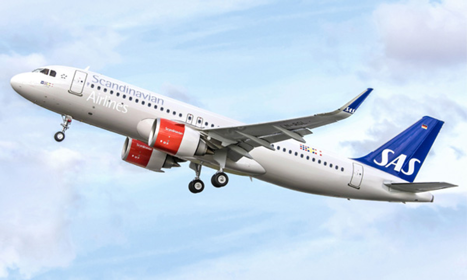 Scandinavian Airlines Ireland Implements Skybreathe To Save Fuel And Reduce Their Co2 Emissions